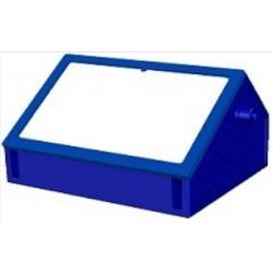 Grossist'Encre Cartouche compatible pour PITNEY BOWES DP40 / SECAP DP40