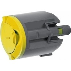 Grossist'Encre Cartouche Toner Laser Jaune Compatible pour XEROX PHASER 6110