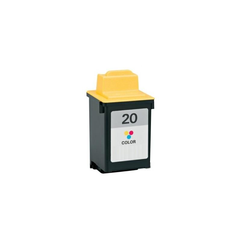 Lexmark cartouche compatible n 20 15mx120e 15m0120e - Cartouche d encre lexmark x2670 ...