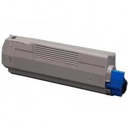Grossist'Encre Cartouche Toner Laser Noir Compatible pour OKI C5650