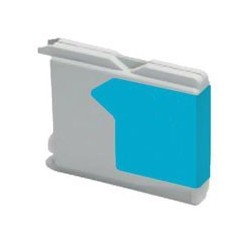 Grossist'Encre Cartouche compatible pour BROTHER LC970 / LC1000 Cyan