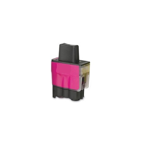 Grossist'Encre Cartouche compatible pour BROTHER LC900 Magenta