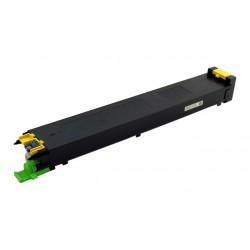 Grossist'Encre TonerJaune Compatible pourSharp MX-18GTYA