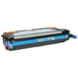 Grossist'Encre Cartouche Toner Laser Cyan Compatible pour HP Q7581A