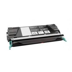 Grossist'Encre Cartouche de Toner Compatible pour Lexmark C746 / C748 / X746 / X748 / XS748 Noir