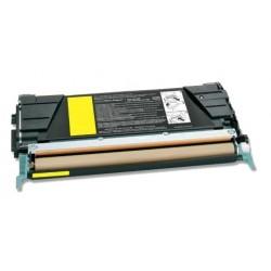 Grossist'Encre Cartouche de Toner Compatible pour Lexmark C746 / C748 / X746 / X748 / XS748 Jaune