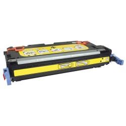 Grossist'Encre Cartouche Toner Laser Jaune Compatible pour CANON CRG711 EP711Y
